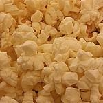 Gli adorati pop corn sono la merenda perfetta