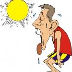 La dieta per combattere il caldo afoso