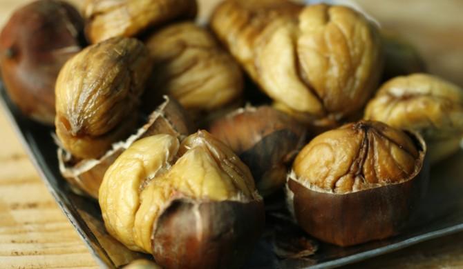 Castagne: il frutto autunnale ideale per gli sportivi e non solo