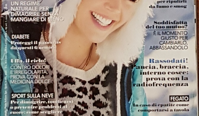 "Sul settimanale "" Viversani&belli "" – gennaio 2016"