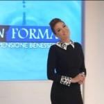 """Intervista su canale 5 per la trasmissione """" In Forma """" di Tessa Gelisio"""