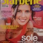 """Sul settimanale """" Starbene """" – giugno 2016"""