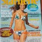 """Intervista sul settimanale """" Starbene """" – luglio 2016"""