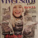 """Intervista per il settimanale """" Viversani&belli """" – dicembre 2016"""