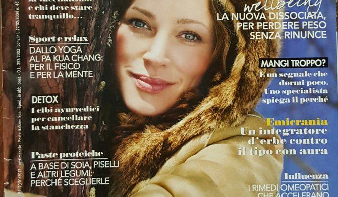 La trippa è grassa o no? Intervista per il settimanale Viversani&belli – gennaio 2017