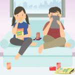 Quando vostro figlio deve stare a dieta: consigli pratici