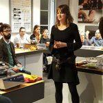 Relatrice alla notte dei ricercatori – 30 settembre 2017 Milano