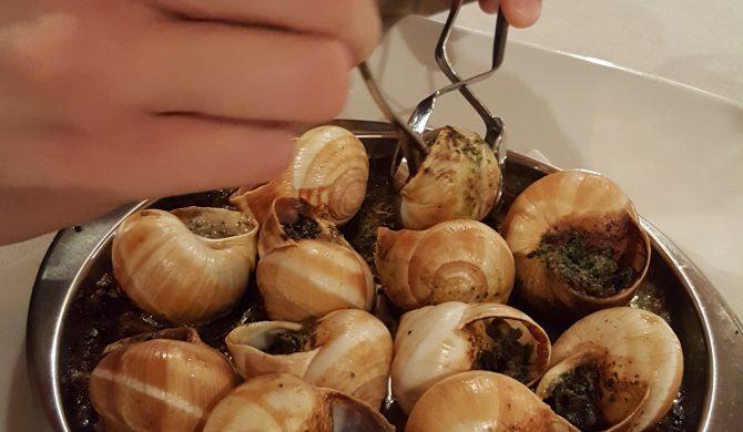 Il ruolo delle lumache nella dieta