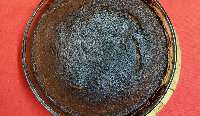 Torta al cioccolato senza uova: ricetta light ma golosa