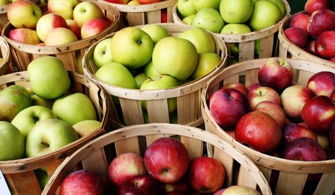 Perchè mangiare 1 mela al giorno fa bene