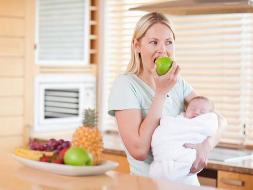Perdere peso dopo il parto. Si può eccome !