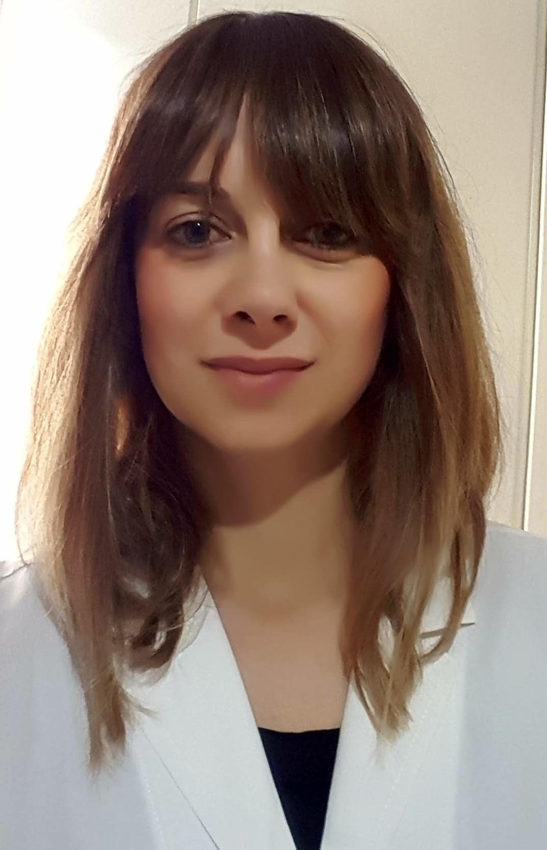 dott.ssa Sara Cordara nutrizionista