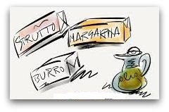 Burro, extravergine, margarina o strutto. Qual è il grasso migliore per la frittura e la cottura al forno?