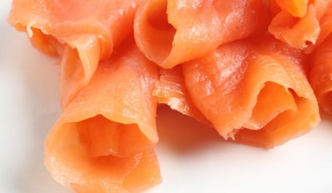 Cosa leggere quando si acquista il salmone affumicato
