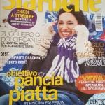 """Intervista sul settimanale """" Starbene """" – dicembre 2015"""