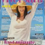 """Sul settimanale """" Viversani&belli """" – giugno 2016"""