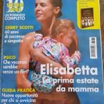 """Melone e cocco sulle tavole estive – Intervista per il settimanale """" Intimità """" agosto 2016"""