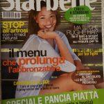 """Intervista per il settimanale """" Viversani&belli """" – settembre 2016"""