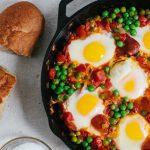 Quante uova e legumi bisogna mangiare a settimana?