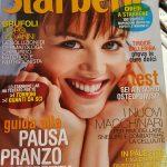 """Intervista per il settimanale """" Starbene """" – novembre 2016"""