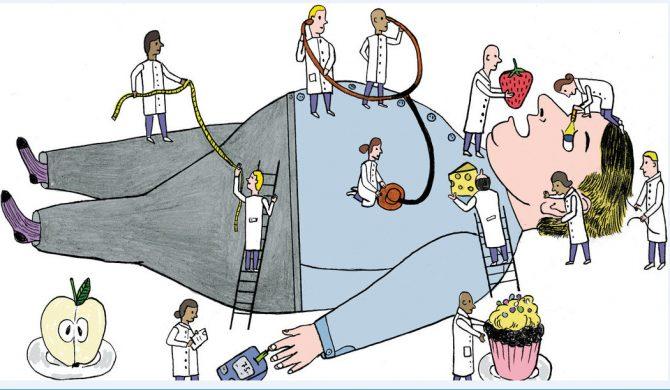 Perché andare dal nutrizionista ?