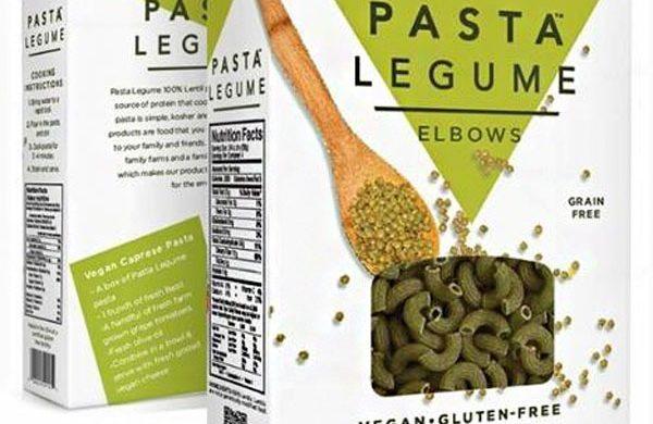 Variamo la dieta con la pasta di legumi