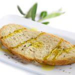 Pane e olio di oliva: l'accoppiata vincente del 2018