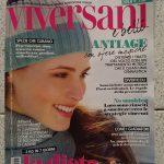 """Sul settimanale """" Viversani&belli """" – novembre 2018"""