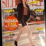 """Intervista per il mensile """" Silhouette Donna """" – mese di novembre 2020"""